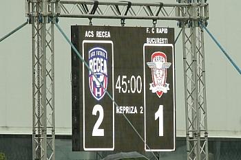 FOTBAL: ACS MARAMURES RECEA - FC RAPID, LIGA 2 CASA PARIURILOR (26.09.2020)