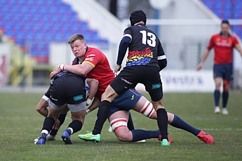 RUGBY: ROMANIA - SPANIA, RUGBY EUROPE CHAMPIONSHIP (22.02.2020)