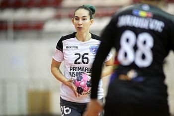 HANDBAL FEMININ: SCM GLORIA BUZAU - CRISUL CHISINEU-CRIS, LIGA FLORILOR MOL (03.11.2020)