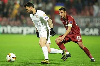 FOTBAL: CFR CLUJ - FC SEVILLA, EUROPA LEAGUE (20.02.2020)