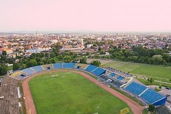 FOTBAL: STADIONUL VIOREL MATEIANU, BAIA MARE (04.08.2020)