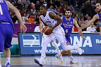 BASCHET MASCULIN: U-BT CLUJ NAPOCA - DINAMO TBILISI, FIBA EUROPE CUP (15.11.2017)