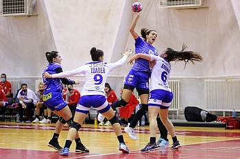 HANDBAL FEMININ: DACIA MIOVENI - SCM CRAIOVA, LIGA FLORILOR (30.10.2020)