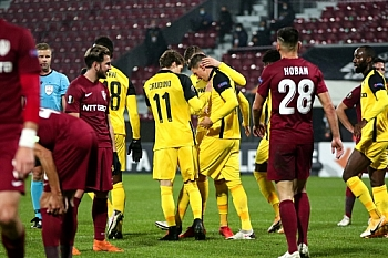 FOTBAL: CFR CLUJ - YOUNG BOYS, EUROPA LEAGUE (29.10.2020)
