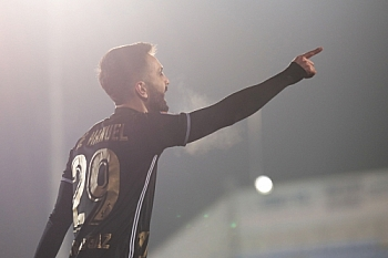 FOTBAL: FC VOLUNTARI - GAZ METAN MEDIAS, CUPA ROMANIEI (29.11.2020)